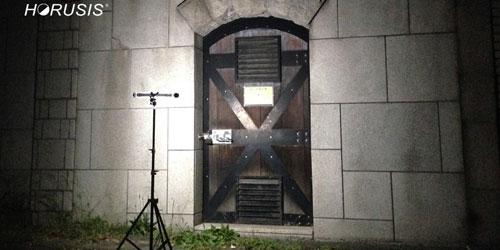 ホルシスの投光器用スタンド