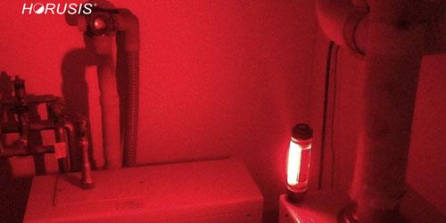 ホルシス赤色灯LEDライト