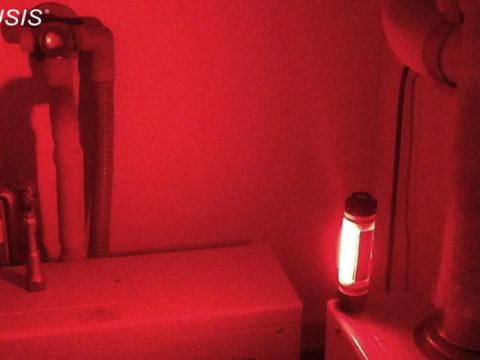 LED赤色灯ライト